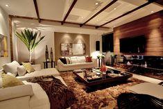 Sala de TV – Lindas e aconchegantes!  Amazing interior design