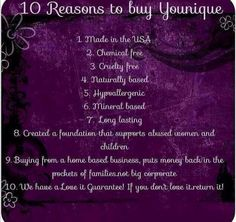 Fun Facts about Younique- don't miss out on this make up or opportunity!!!  www.youniqueproducts.com/MyAlluringLashes