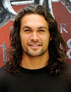I could picture this laying around the house....    :) Jason Momoa