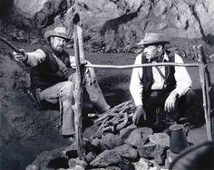"ben johnson and william holden, ""the wild bunch"" dir. Westerns, Harry Carey, Sam Peckinpah, The Wild Bunch, Great Western, Western Movies, Second Best, Classic Films, Film Director"