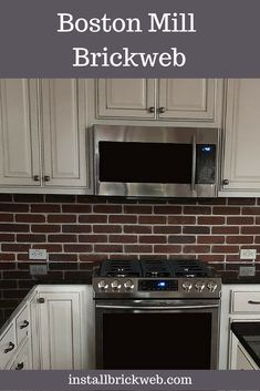 Old Mill Brick provides the easiest and most convenient way to build your own thin brick wall for your home or commercial project. Installing veneer brick is easier than ever! Rock Veneer, New Panel, Thin Brick, Fire Clay, Panel Systems, Red Bricks, Drywall, Kitchen Backsplash, Brick Wall