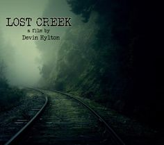 Noted Graphic Novelist (Spirit Window, Undercover Clown) turned Writer/Director; Devin Hylton has just finished Principle Photography on his first feature film, Lost Creek.