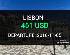 Flight from Phoenix to Lisbon by Avia #travel #ticket #flight #deals   BOOK NOW >>>
