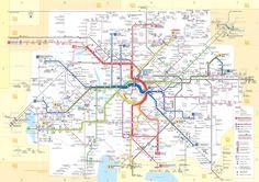 Official Map: LVB, Leipzig, Germany