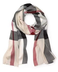 In soft, sheer silk, Burberry's Core Creppone check scarf lends a smooth finish. Burberry Scarf Outfit, Scarf Outfits, I Fall To Pieces, Dance Fashion, Women's Fashion, Checked Scarf, Scarf Jewelry, Scarf Design, Autumn Winter Fashion