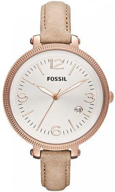 ES3133 - Authorized Fossil watch dealer - LADIES Fossil HEATHER, Fossil watch, Fossil watches