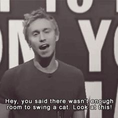 Things You Don't Want To Hear From Your Flatmate | Russell Howard | Mock the Week