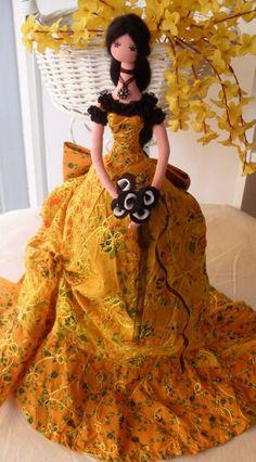 OOAK Handmade Art Doll by kumsal