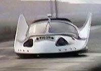 """The Whomobile The Whomobile was a low hovercraft type vehicle that was also capable of flying. The car itself was commissioned by Jon Pertwee and was only seen in the 1974 season 11 stories """"Invasion of the Dinosaurs"""" and """"Planet of the Spiders""""."""