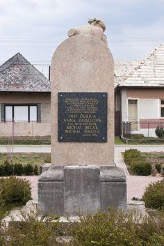 #sebechleby, #memorial, #pamatnik