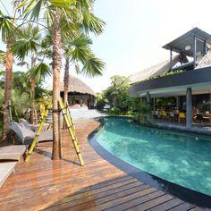 Kima Surf, Canggu - Bali To see the 360° virtual tour go to: http://www.hdmedia-bali.com/virtual-tour/hd/cbpigpgdj-kimasurf-canggu.html