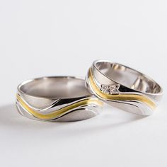 Snubní prsteny č. 15