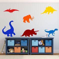 Dinosaurs Kids Wall Stickers