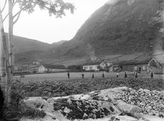 11 Historical Photos from Norway that Make You Surprized - The Nordic Page - Farm in western Norway abt 1890-1910