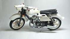Lego Technic Jawa 350 (Updated Version) | youtu.be/Jjc-FG8Ey… | František Hajdekr | Flickr