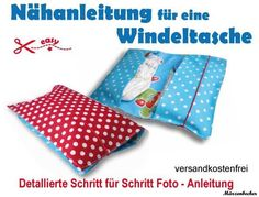 Nähanleitung+/+E-book+-+Windeltasche++von+Märzenbecher+auf+DaWanda.com