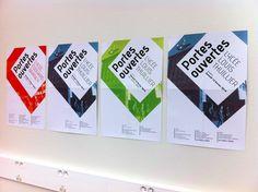 Portes ouvertes des sections Arts Appliqués 2014 - BTS Design Graphique Bts Design Graphique, Arts
