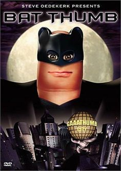 If you haven't seen any of these thumb movies before, they are hysterical. only 30 mins each, Batthumb is the funniest.