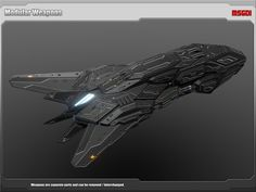 Elevate your workflow with the Spaceship Werewolf Stealth Fighter asset from MSGDI. Spaceship Interior, Spaceship Art, Spaceship Design, Star Citizen, Concept Ships, Concept Art, Starship Concept, Sci Fi Ships, Sci Fi Weapons