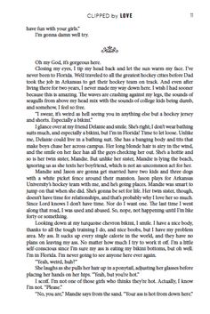 Clipped by Love by Toni Aleo, title running header and scene break Header, Book Design, My Eyes, Have Fun, Scene, Interiors, Let It Be, Running, Love
