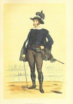 Image taken from page 249 of 'L'Espagne pittoresque, artistique et monumeatale. Mœurs, usages et costumes, par MM. M. de Cuendias et V. de F...