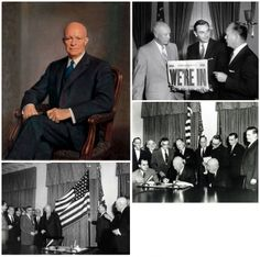 President Eisenhower and Alaska