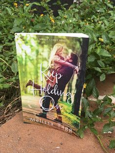Spreading His Grace: My Bookshelf: Keep Holding On by Melissa Tagg #book #review #fiction #romance #contemporary