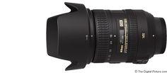 Nikon 18-200mm f/3.5-5.6G AF-S DX VR II Lens.  For more images and information on camera gear please visit us at www.The-Digital-Picture.com