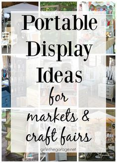 craft show booths & craft show booth display ideas ; craft show displays ; craft show ideas ; craft show ideas to sell ; craft show booths ; craft show display ideas ; craft show ; craft show displays booth Craft Show Displays, Craft Show Booths, Vendor Displays, Craft Show Ideas, Craft Show Booth Display Ideas Layout, Diy Ideas, Craft Fair Ideas To Sell, Antique Booth Displays, Craft Stall Display
