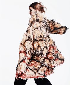 cool Harper's Bazaar March 2014 | Cameron Russell by Kacper Kasprzyk  [Editorial]