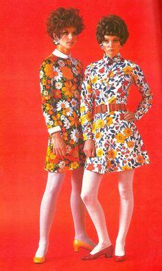 Women's Fashion Tips .Women's Fashion Tips 60s And 70s Fashion, Fifties Fashion, Mod Fashion, Fashion Mode, Womens Fashion, Fashion Tips, Fashion Design, Fashion Trends, 70s Vintage Fashion