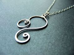 Leo Zodiac Necklace in Sterling Silver by: NKCollections on Etsy