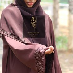 . Muslim Women Fashion, Womens Fashion, Abaya Designs, Hijab Dress, Abaya Fashion, Abayas, Hijabs, Beadwork, Women Wear
