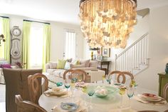 Jolene Smith Interiors Dining Room