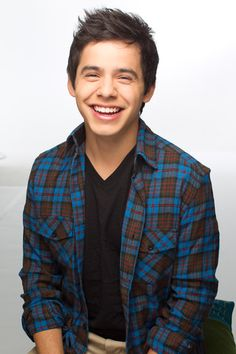 David Archuleta. In this case, who I love! I can't wait for him to get back from his mission so he can make more music!! Loveeeee him!(: