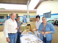 Almoço - Promoção - Fricassê - 2016 - Mesa de doces