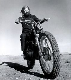 Robert-Redford-Motorcycle. One of the sexiest men ever!
