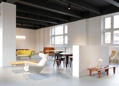 Dansk Møbelkunst Copenhagen showroom