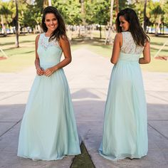 OMG! This new mint maxi dress is stunning! Makes a perfect dress for any special occasion! Shop at savedbythedress.com