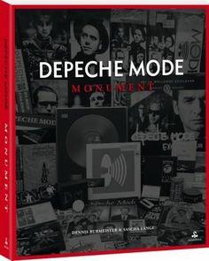 Takiej książki o Depeche Mode jeszcze nie było! Idealny pomysł na prezent dla fana tej grupy :)