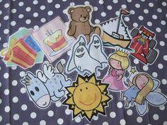 Pajupellon perhepäiväkoti: SYNTTÄRILORUPUSSI ON VALMIS! Hobbies And Crafts, Diy And Crafts, Crafts For Kids, Teaching Kindergarten, Preschool, Speech Therapy, Language, Snoopy, Education