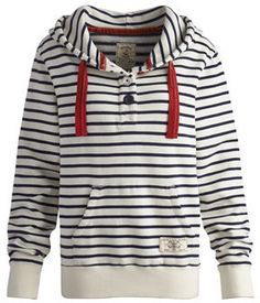 eadd11aedfb3 Joules Bridport Striped New Womens Hooded Sweatshirt Hooded Sweatshirts