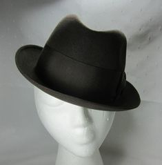 6ab447eee263b Mens Hat Brown Fedora Shillitos Accessories Stylish Resistol