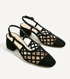 The 6 Most Important Spring Shoes, According to Zara via @WhoWhatWearUK