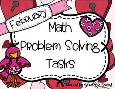 This includes 21 problem solving tasks. These can be used for anything you wish: morning work, seat work, warm up work, math centers, homework, etc.   Second grade skills included: Multiple-step problems (two steps) Three-digit addition and subtraction w/ and w/o regrouping Two-Digit addition w/ regrouping Ordering three-digit numbers least to greatest Odd/Even three-digit number Creating place value models Comparing three-digit numbers Fractions   Skills included can be used to assist ...