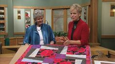 Sewing With Nancy: Sew Big Quilt Blocks... Part 2