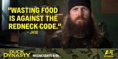 Don't go breaking redneck code.