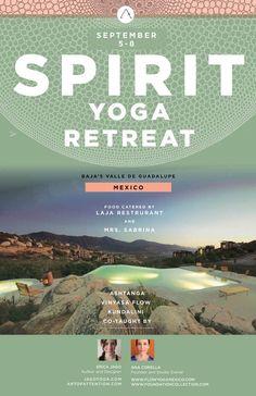 SPIRIT YOGA RETREAT - Jago Yoga