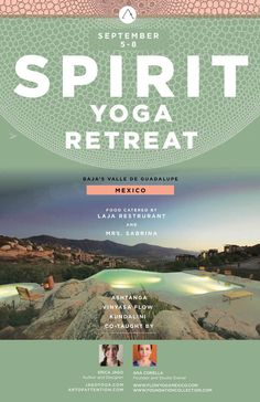 SPIRIT YOGA RETREAT - Jago Yoga