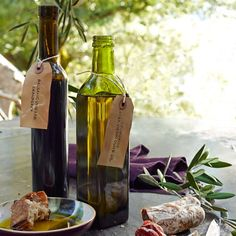 Only the best olive oil for my salad - Wine Country Spotlight: Peggy O'Kelly of St. Helena Olive Oil Company